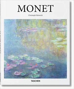 livre Monet
