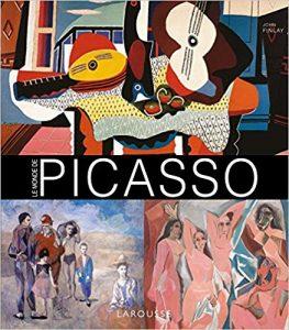 Livre Picasso