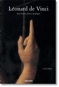 Livre Léonard de Vinci