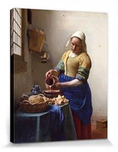 Poster Vermeer
