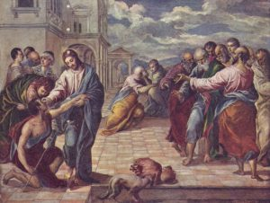 puzzle El Greco