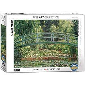 puzzle Monet