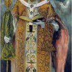 St. Ildefonso - El Greco