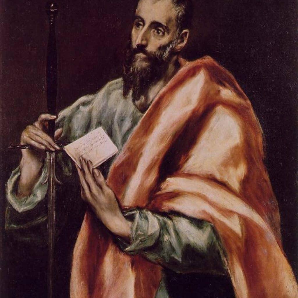 St Paul - El Greco